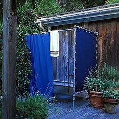 Beat the Heat: 10 DIY Outdoor Showers to Cool You Down
