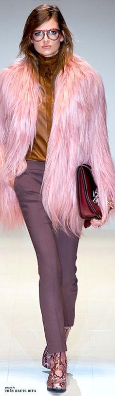#Milan Fashion Week Gucci Fall/Winter 2014 RTW