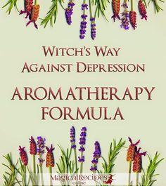 Aromatherapy against depression sadness negative feeligns