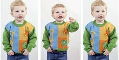 animal house knitted pullover | the knitting space