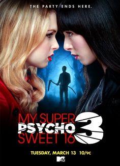Super Psycho Sweet 16: Part 3