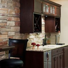 Basement Bar Design Ideas, Pictures, Remodel, and Decor - page 5