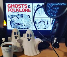 """GHOSTS & FOLKLORE OF WALES WITH MARK REES PODCAST: Join author and cultural adventurer Mark Rees (""""Ghosts of Wales"""", """"Parnormal Wales"""", """"The A-Z of Curious Wales"""" etc.) for a curious journey through the weird and wonderful history of Wales and the world. From 'most haunted' castles to fairy-filled forests, discover long-lost cases of pesky poltergeists, sea-faring folk tales of mermaids and water horses, and ancient tales from the Mabinogion and landmarks associated with King Arthur and Merlin. History Of Wales, Haunted Castles, Haunted History, Most Haunted, King Arthur, Ghost Stories, Weird And Wonderful, Adventurer, Forests"""