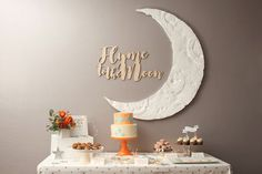 """Fly Me to the Moon"" Joint Birthday Party 
