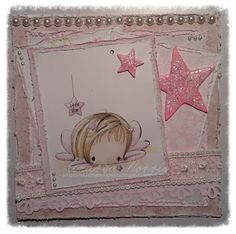 All Dressed up Challenge blog: Tutorial - Making a Distressed Layered Card - Andr...