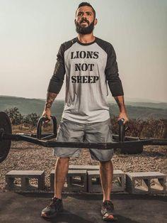 Usa Gear, Baseball T, Work Shirts, Mens Tees, Lions, Sheep, Zip Ups, Menswear, Graphic Sweatshirt