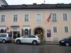 Residencia de Mozart.
