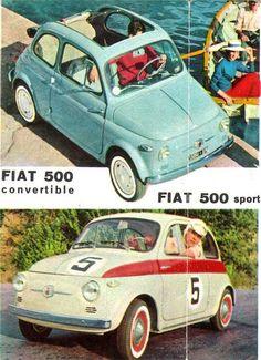 Fiat 500 Sport, Fiat 500 Car, Fiat 126, Fiat Cars, Sports 5, Fiat Abarth, Steyr, Mind Games, Old Cars