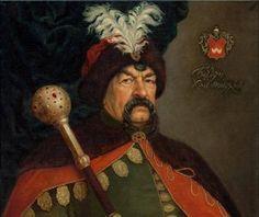 Художниця відтворила портрети українських гетьманів