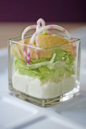 Recette Œufs mimosa et salade de betterave