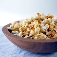 Soy Sauce Butter Popcorn recipe on Food52