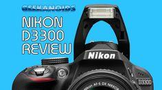Nikon D3300 Review @UKNikon @Nikon USA [ http://www.youtube.com/geekanoids ]