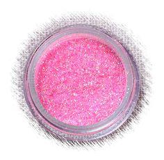 Pink edible sparkle cake cupcake lolli lollipop glitter