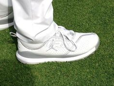 Michael Jordan golf shoes.