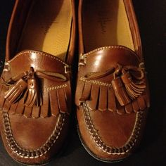 MEN'S DESIGNER COLE HAAN LOAFERS- SIZE 10 M EXCELLENT CONDITION~ RETAIL $200- SIZE 10M- COLE HAAN Cole Haan Shoes Flats & Loafers