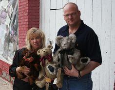 Stearnsy Teddy Bears since 1981.