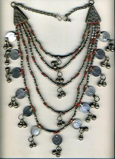 yemeni necklace