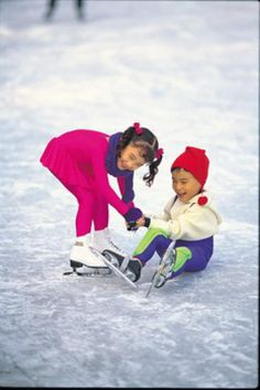 Ice Skating Party Games (more games same picture)