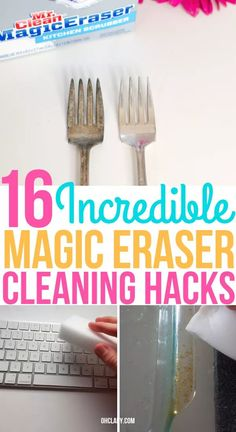 These genius magic eraser hacks will make cleaning so much easier! Find out which awesome magic eraser uses you have been missing out on now! Baking Soda Drain Cleaner, Baking Soda Shampoo, Baking Soda Beauty Uses, Baking Soda Uses, Magic Eraser Uses, Baking Powder Uses, Melamine Foam, Odor Remover, Dog Shampoo