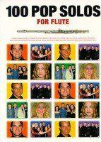 100 POP SOLOS FOR FLUTE • Flöte • Noten