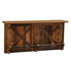 Cottage Barnwood Bar