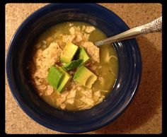Easy Slow Cooker Chicken Chili Verde