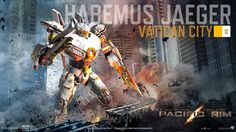 Fan art #Jaeger #Mecha #Mech #Robot #PacificRim #PacificRimIT