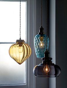 Lighting at M&S A/W 2016 The post Lighting at M&S A/W 2016 appeared first on Lampen ideen. Glass Pendant Light, Pendant Lamp, Pendant Lighting, Lampe Art Deco, Deco Luminaire, Interior Lighting, Home Lighting, Lighting Design, Light Fittings