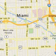 """Dexter"" Filming Locations - Miami - Google Maps"