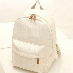 162f97993 Mochila Schoolbag Lace - Compre Agora | Shopping City - Seu estilo o que  Importa !