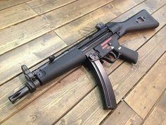 H&K MP5A2 (9x19mm)