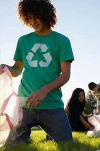 Good tips on greening your wardrobe.