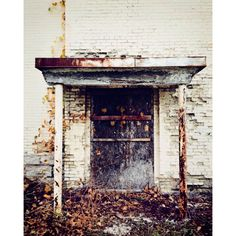 Abandoned Asylum Photograph, Urban Decay, Urbex, Fine Art Print,... ($15) ❤ liked on Polyvore featuring home, home decor, wall art, door wall art, halloween home decor, photo wall art, halloween wall art and urban decay