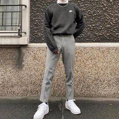 S streetwear outfit, nike mens fashion in 2019 fashion, Mode Outfits, Retro Outfits, Casual Outfits, Fashion Outfits, Fashion Boots, Guy Outfits, Fashion Sandals, Latex Fashion, Stylish Mens Fashion