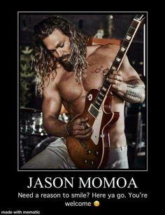 Mmmm Jason Momoa is sooo fine! Jason Momoa Aquaman, Beautiful Celebrities, Gorgeous Men, Look At You, How To Look Better, Jesse Stone, Game Of Trone, Khal Drogo, Good Looking Men