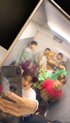NCT 127 on - oh you are nana? J Pop, Lucas Nct, Jaehyun Nct, Nct Taeyong, Capitol Records, Winwin, Seokjin, Kpop Wallpapers, Teaser
