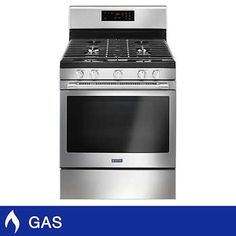 NXR-PRO Professional Style GAS Range in Stainless Steel - BTU German Made Sealed Dual Burners with Simmer of 650 BTUInfrared Broil BurnerConvection Manufacturer's Warranty Dishwasher Installation, Kitchen Installation, Restaurant Kitchen Equipment, Slide In Range, Convection Cooking, Single Oven, Electrical Work, Oven Racks, Interior Lighting