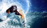 The beaches in the area offer some of the finest surfing spots in the world.