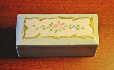 Items similar to Two Antique Pill Boxes, Trinket / Ring Caskets, Porcelain Match Box on Etsy Country Scenes, Antique Auctions, Pill Boxes, Casket, Makers Mark, White Porcelain, Trinket Boxes, Stocking Stuffers, Valentine Gifts