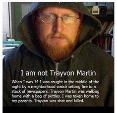 White kid taken home to his parents. Black kid killed.