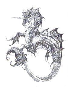 hippocampus by jessiesdragons on deviantART