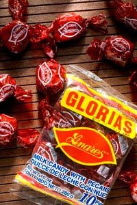 """Mexican candy """"Glorias de Linares""""   candy made with goat milk and pecans made in Nuevo Leon, Mexico."""