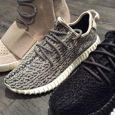 c9ee1b52597638 Kanye West s New Yeezy Boost 350 Moonrock Sneakers Are Otherworldly ...
