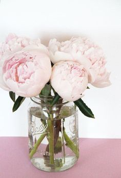 pink peonies are my favourite flowers. I used them as the inspiration for my wedding bouquet.