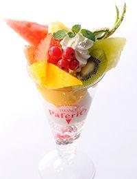 10種のフルーツPa