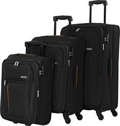 Travelite Flair Trolley Set 3 tlg. - http://city-talk.eu/travelbags/?product=travelite-flair-trolley-set-3-tlg