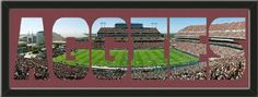 Personalize Your Name With Framed Texas A&M Aggies Kyle Stadium Large Panoramic Behind Your Name Or Purchase as -AGGIES- Letter Cut Out-Framed Awesome & Beautiful-Must For Any Fan! Art and More, Davenport, IA http://www.amazon.com/dp/B00G7H4DW6/ref=cm_sw_r_pi_dp_6epIub0D82RJN
