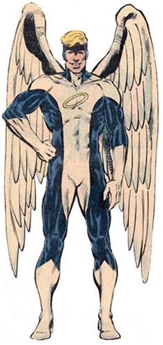 Archangel: Early 80's Costume