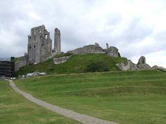 Corfe Castle, UK