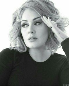 Adele para a Vanity Fair